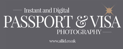 Instand and Digital Passport and Visa Photography for and Country.